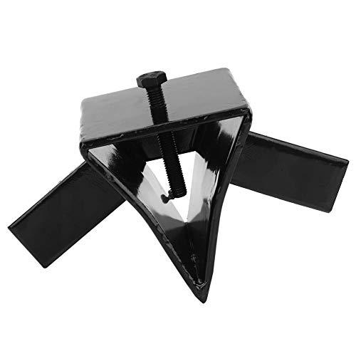 Holzspalter-Schneidkopf, elektrischer hydraulischer Holzspalter-Kreuzschneidkopf Titanstahl-Holzschneiderkopf