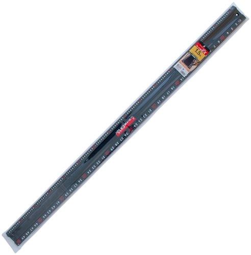 シンワ測定(Shinwa Sokutei) アルミカッター定規 スーパーアル助 カット師EX 1.5m 65034