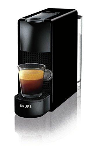 Macchina per Caffè Krups XN1108K - ESSENZA Macchina per espresso per Capsule caffè capacità della tanica 0,6 L di colore Nero