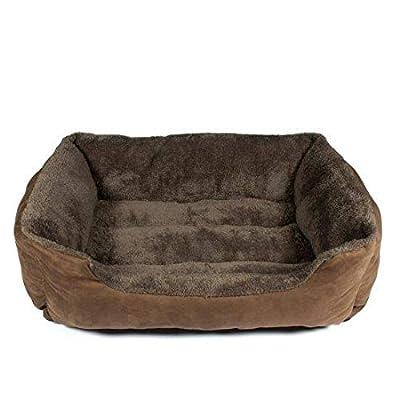 Dog Cat Pet Sofa Bed Basket UK (Large) from Luxura