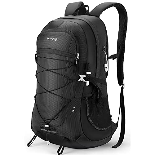 HOMIEE 45L Travel Backpack Hiking Daypack for Men...