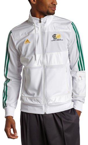 adidas South Africa White Track Jacket (XX-Large)
