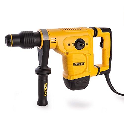 DEWALT 25810K-110V SDS Max Combination Chipping Hammer, 110 V, Multi-Colour