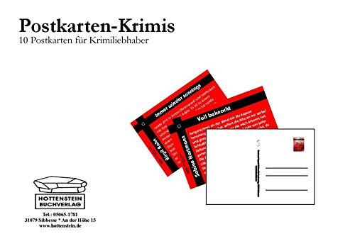 Postkartenkrimis aus Elze: Blutspur durch Elze