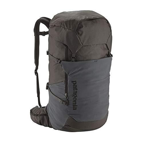 Patagonia Nine Trails 36L Zaino Da Escursionismo, Unisex – Adulto, Forge Grey, S