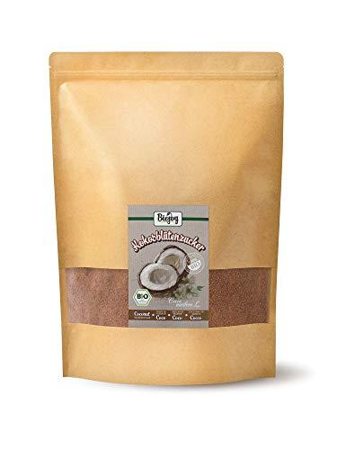 Azúcar de Flor de Coco BÍO sin refinar (2 kg)