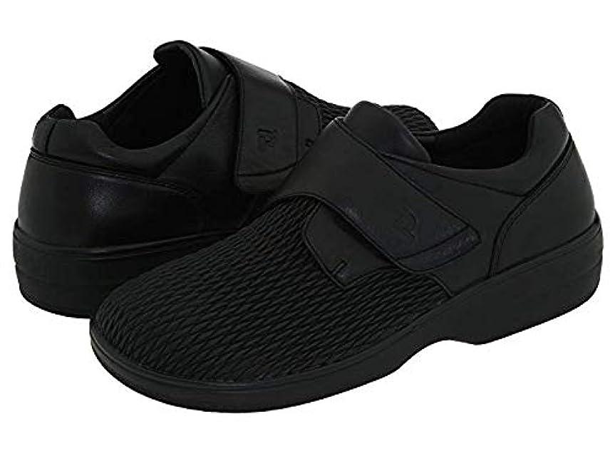 メイエラケイ素してはいけない[プロペット] レディースレースアップ?オックスフォード?靴 Olivia Medicare/HCPCS Code = A5500 Diabetic Shoe Black (24cm) M (B) [並行輸入品]