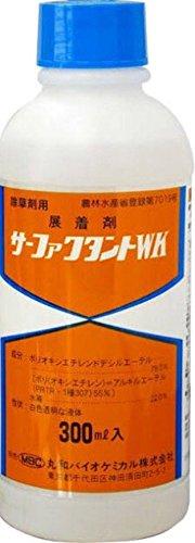 丸和ケミカル 除草剤専用展着剤 サーファクタントWK 500ml