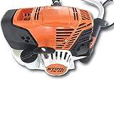 Stihl Desbrozadora FS 131, 1,4 kW/1,9 CV, motor de 4 mezclas con mango...
