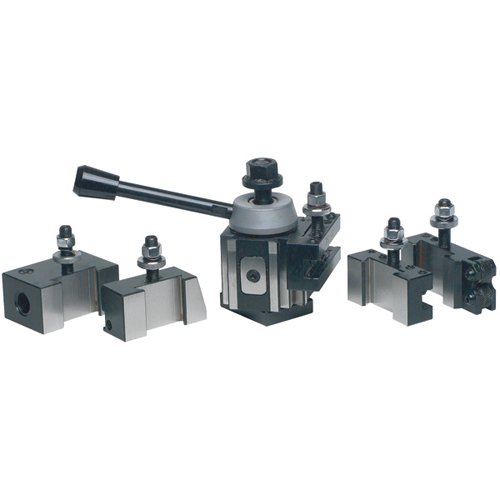 Learn More About Phase II 251-400 6 Pc Piston Q/C Tool Post Set-Lathe Swing 14″-20″