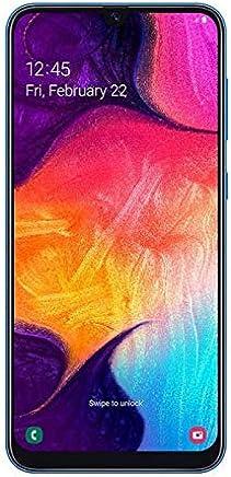 """Samsung Galaxy A30 (64GB, 4GB RAM) 6.4"""" FHD+ Infinity-U Display, 16MP+5MP Dual Camera, Global 4G LTE Dual SIM GSM Factory Unlocked A305G/DS (International Model w/ 64GB MicroSD Bundle) (White)"""