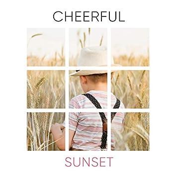 # Cheerful Sunset