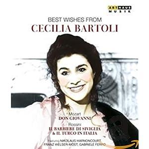 Il Barbiere Di Siviglia, Il Turco In Italia - Best Wishes From Cecilia Bartoli