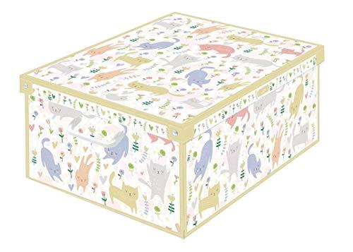 Kanguru 1 Caja de almacenamiento en cartòn Lavatelli, GATIT