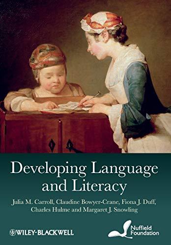 developing literacy - 4