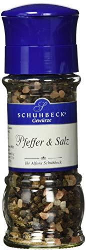 Schuhbecks Pfeffer und Salz, 3er Pack (3 x 95 g)