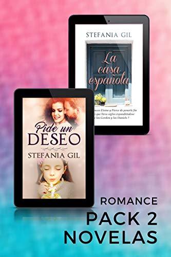 Pide un deseo y La casa española : Pack de dos novelas de romance ...