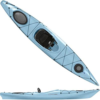 Wilderness Systems Tsunami 125 Kayak 2013 Light Blue, One Size