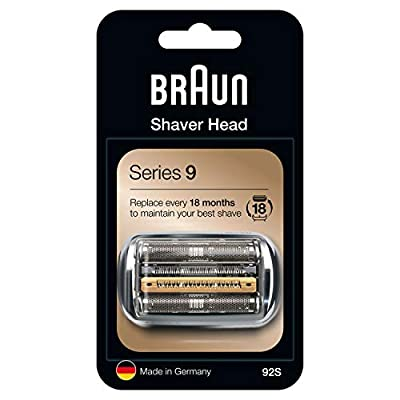 Braun 92S Series Electric