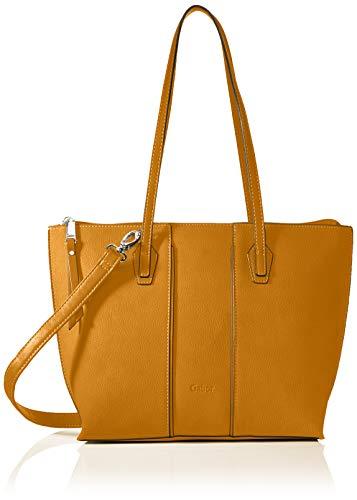Gabor - Anni, Shoppers y bolsos de hombro Mujer, Amarillo (Gelb), 35x24x12 cm (W x H L)