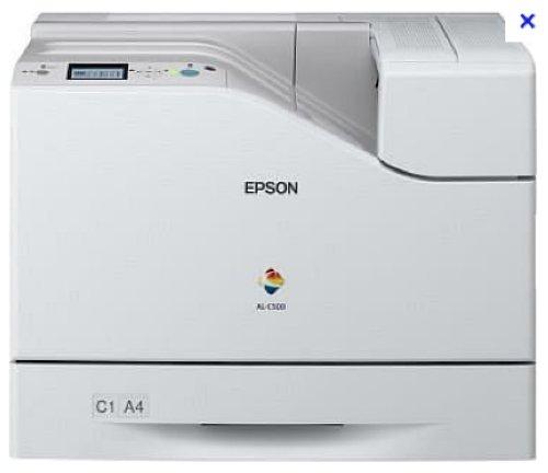 Epson C500DN Workforce AcuLaser Farblaserdrucker (4800 DPI, USB 2.0) weiß