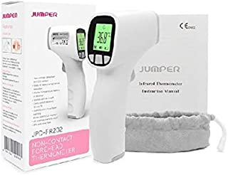Infrared No Contact Thermometer, for Kids and Adults, Instant Read with Fever Alert Qty 1