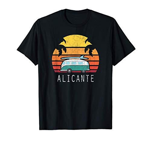 Alicante Spain Espana Souvenir Trip Vacation Travel Tee Gift Camiseta