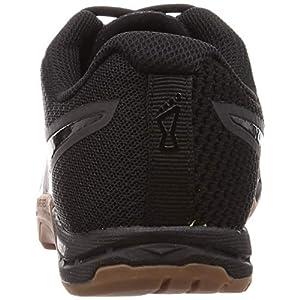 Inov-8 Men's F-Lite 235 v3 – Cross Trainer, Fitness & Weight Lifting Shoe – Men's HIIT Shoes - Black/Gum - 10.5