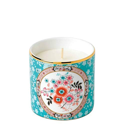 Wedgwood Wonderlust Camellia Green Tea & Aloe Candle