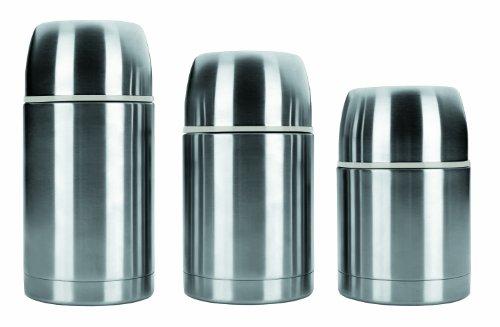 Ibili 753906 - Termo para solidos, inox, 600 ml (1 unidad)