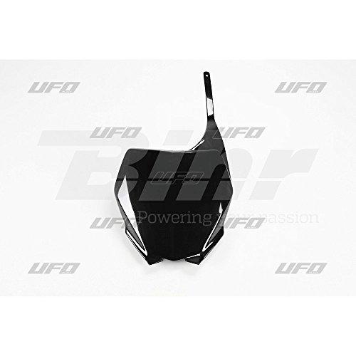 UFO - 48513 : Portanúmeros Delantero Yz 125-250 2006-2009 Negro Ya03880-001