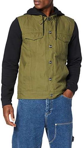 Hurley Men's Timber Trucker Jacket