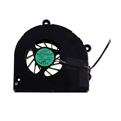 Ventilador de CPU Nuevo ventilador de enfriamiento de CPU para computadora portátil Reemplazo para Acer Aspire 5742Z-4646 5742-6811 5742-6638 5336-2283 5336-2524 5336-2754 Accesorios de la serie.