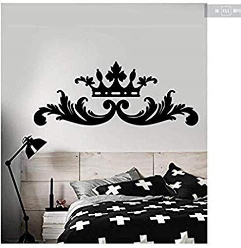 Muurstickers muurschilderingen Decals Hoofd Kussen Bed Extra Grote Kroon Slaapkamer Ation Slaapkamer Home Ation Art Paper 106X42cm