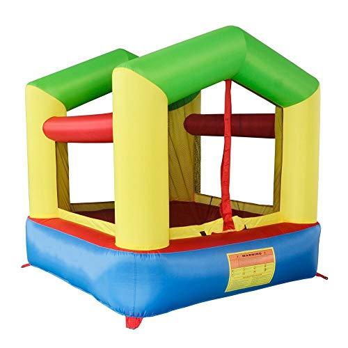 XMEIFEI PARTS Castillo Hinchable Inflable casa de la Despedida del trampolín Uso en el hogar Inflable Gorila Gorila de Salto for los niños by