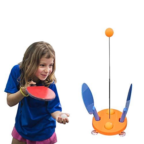 Tafel Tennis Trainer Flexibele Elastische Ping Pong Trainer Ping Pong Equipmenttoy voor kinderen thuis