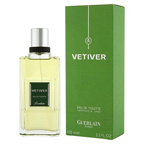 Guerlain Vetiver by Guerlain Edt Spray 3.4 Oz for Men