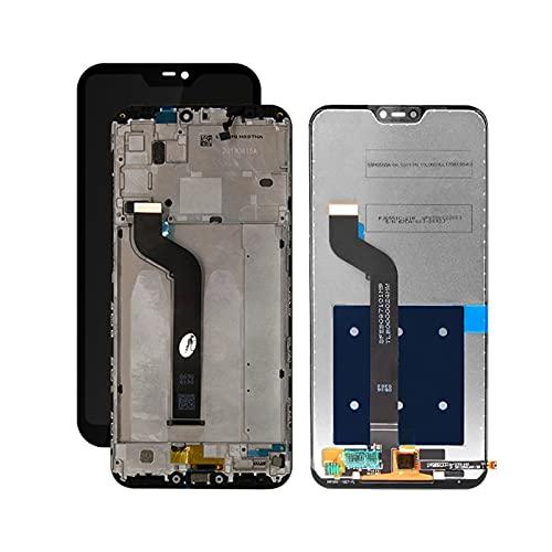 Digitalizador Táctil de Pantalla LCDFit for Xiaomi A2 Lite Pantalla LCD con digitalizador de pantalla táctil Fit for Redmi 6 Pro Piezas de repuesto de pantalla LCD Toque la pantalla del teléfonoPan
