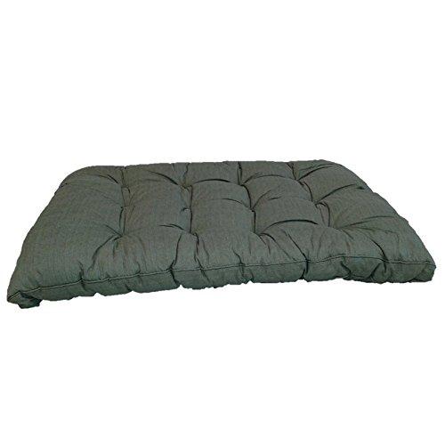 Pallet-zitkussen, basic grijs