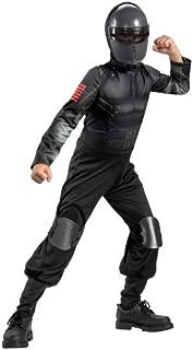 Costumes G.i. Joe Retaliation Snake Eyes Classic Costume