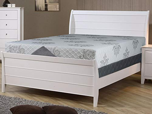 Purchase Continental Sleep Mattress, 10-Inch Cool Gel Memory Foam Orthopedic Fully Assembled Mattres...