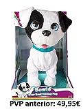 IMC Toys-Perrito Bowie ¡DA AUTENTICOS BESITOS, Multicolor (96899)