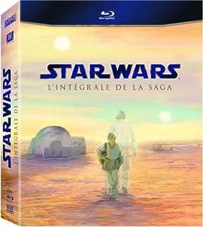 Star Wars - La saga [Francia] [Blu-ray] (B004HYGSXS) | Amazon price tracker / tracking, Amazon price history charts, Amazon price watches, Amazon price drop alerts