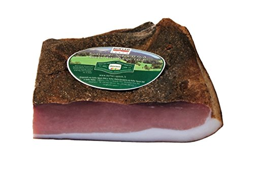 Südtiroler Speck ggA 1/4 vac. ca. 1 kg. - Kofler Speck