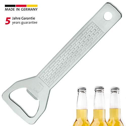 Westmark Flaschenöffner, Kronkorkenöffner, Länge: 13,4 cm, Stahl, Silber, 61772270
