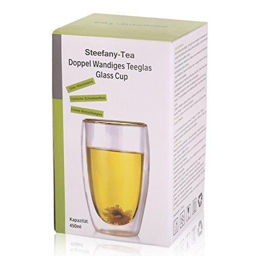 Douwe Egberts Senseo® 4005328 glazen beker Goede ochtend 340 ml voor Senseo