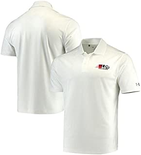 Under Armour Under Armour White World Long Drive Performance Polo シャツ ポロシャツ 【並行輸入品】