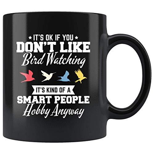 Regalo de amante de las aves. Regalo de pájaro. Taza de pájaro. Habla Birdy conmigo. Comedero para pájaros, regalos divertidos para mujeres, la mejor taza de mamá, regalos para tía de la sobrina, 11 o