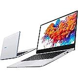 Honor Magicbook 14' R5 3500U+8/256Gb, Windows 10 - Plata (Mystic Silver), teclado QWERTZ (alemán)