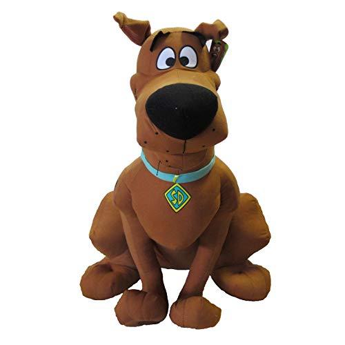 Bandai - Namco Plüsch Scooby DOO Hund Sitzung Dog Sitting Giant XXL 70cm ORIGINAL Hohe Qualität Sehr groß